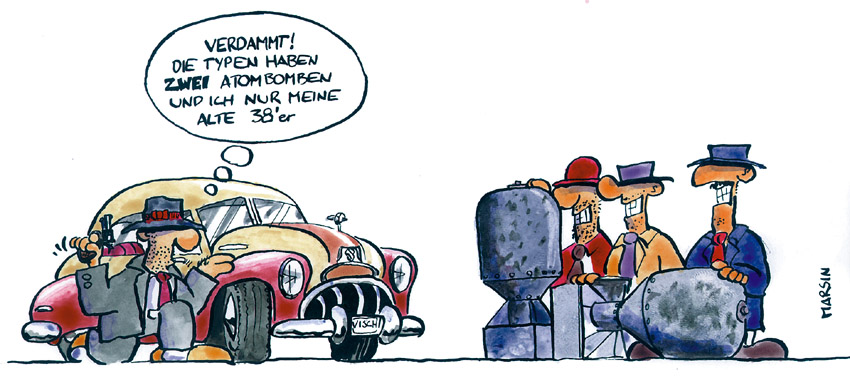 Ikonengold De The Stylish Classic Cars Webzine Atombomben