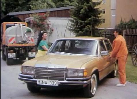 Mercedes E Limuzin